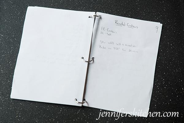 Cookbook Review