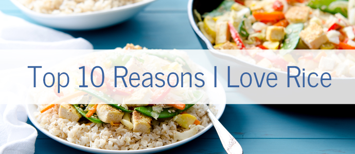 Why You Should Eat Rice