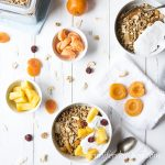 Low-Sugar Tropical Granola