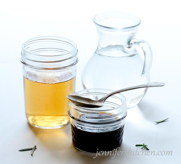 Health effects of vinegar