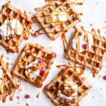 Healthy Waffle (and Pancake and French Toast) Toppings