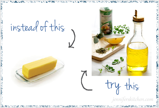 14 Easy Substitutes for a Skinnier You