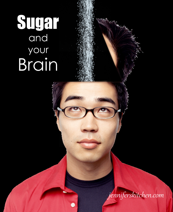 Sugar's effect on the brain